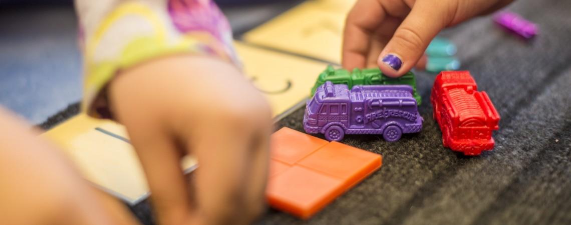 Montessoriverksamheten på Möllevången